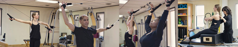 Pilates Fitness Evolution