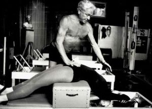 history of pilates: a dancer's workout