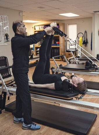 How Pilates and GYROTONIC® Help Arthritis Sufferers Move Again