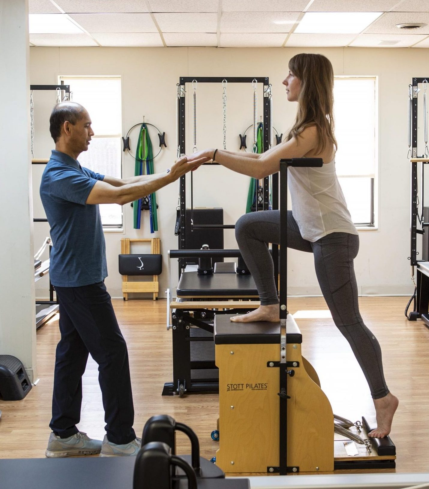 The Benefits of Pilates After Knee Surgery